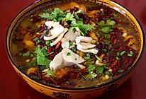 茄汁水煮鱼片的做法