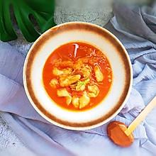 #洗手作羹汤#茄汁巴沙鱼