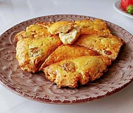 黄油蛋奶烤甜饼的做法