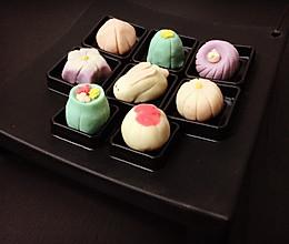 日式月饼和果子(0脂甜点)的做法