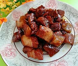 #夏日消暑,非它莫属#电饭锅版红烧肉的做法