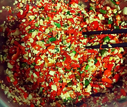 油辣椒— 鲜辣剁椒的做法