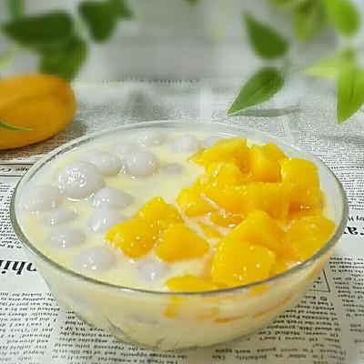 芒果小圆子