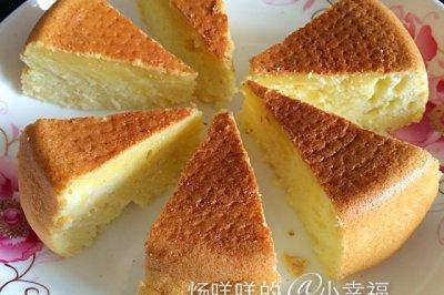 不用烤箱的蛋糕们(详细步骤)