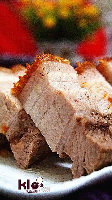 脆皮烧肉 《越吃越脆》的做法