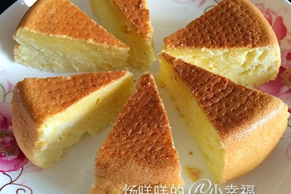 不用烤箱的蛋糕们(详细步骤)的做法