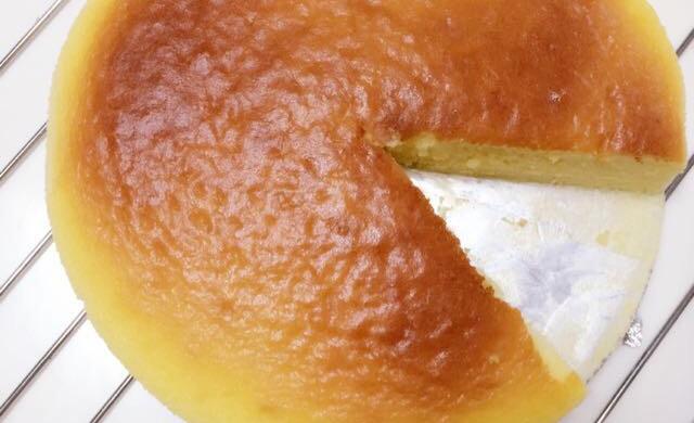 【Sunny 】轻乳酪蛋糕  详细教程+图