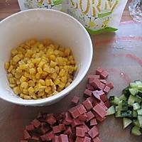 吃着没负担的[酸奶玉米沙拉]的做法图解4