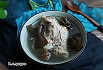 海带骨头汤的做法