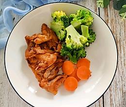 减肥餐/新奥尔良鸡腿肉的做法