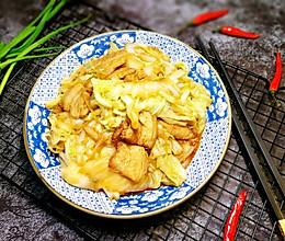 #精品菜谱挑战赛#猪肉白菜炖粉条的做法