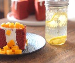 心心念的红丝绒蛋糕的做法