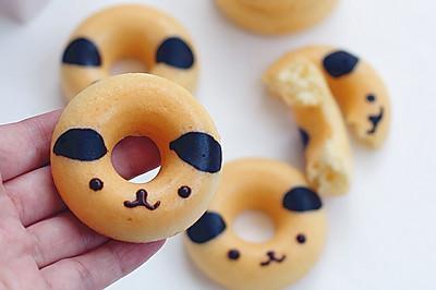 狗狗甜甜圈蛋糕