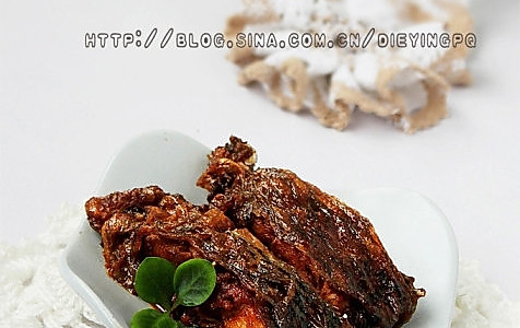 苏式熏鱼的做法