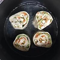 #年味十足的中式面点#山东萝卜丝豆腐卷的做法图解19