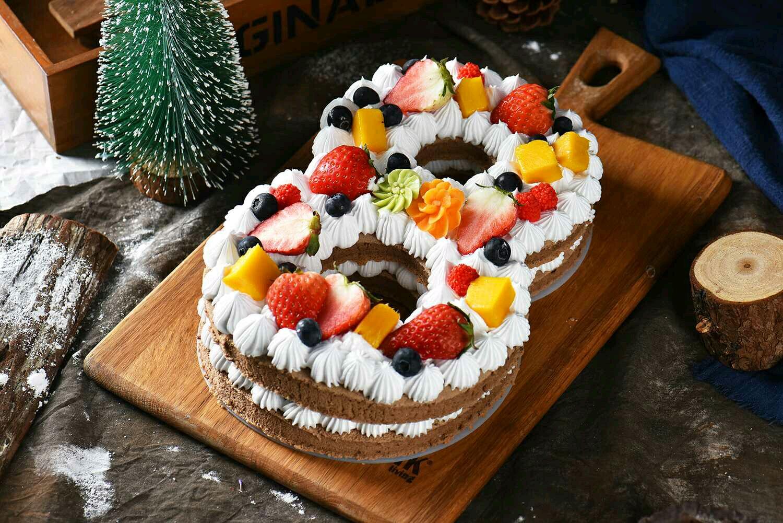 咖啡豆可以直接吃_数字蛋糕怎么做_数字蛋糕的做法_豆果美食