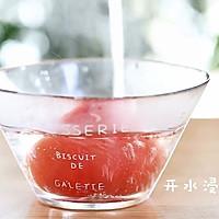 宝宝辅食食谱  番茄丝瓜补钙粥的做法图解4