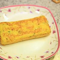 香葱厚蛋烧的做法图解3