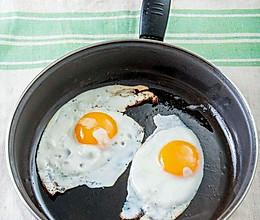 煎鸡蛋的做法