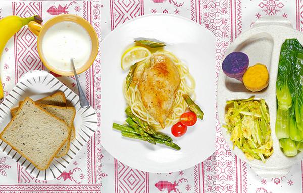 定制轻食减肥餐已上线,一日三餐吃着就能瘦。
