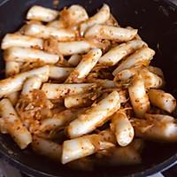 韩式辣年糕的做法图解3