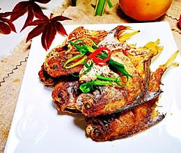 #中秋团圆食味#上海—五香小鲳鱼的做法