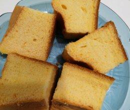 六寸戚风蛋糕(鲜奶)的做法