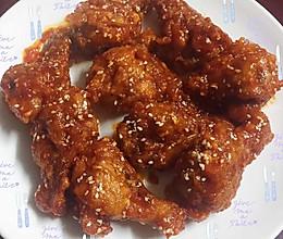韩国炸鸡的做法