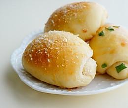 椰蓉小餐包  肉松小餐包的做法