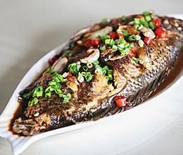 红烧罗非鱼:100%不破皮的秘诀的做法