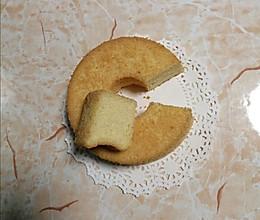 戚风蛋糕(芝麻油版,中筋面粉)的做法