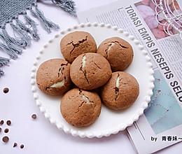 #今天吃什么#巧克力麻薯曲奇的做法