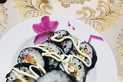 基础款紫菜包饭