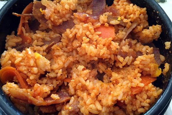 韩式石锅拌饭 超简单的做法