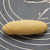 儿时去面包房必买的[椰丝奶油包]的做法图解3