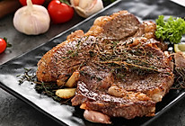 香汁煎牛排,在家也能做出米其林大厨的味道的做法