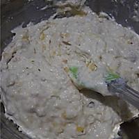 无油无糖酸奶香蕉燕麦玛芬的做法图解7