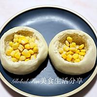 高颜值营养早餐   火腿玉米烘蛋塔 #助力高考营养餐#的做法图解4