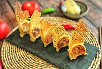 #肉食者联盟#水晶煎饺的做法