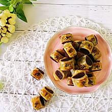 红豆沙一口酥~零经验也能做的烘焙