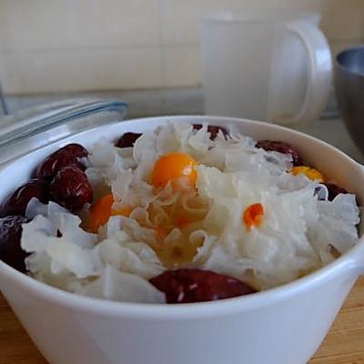 红枣莲子汤(婆媳汤2)的做法 步骤5
