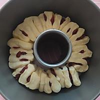 蔓越莓酥粒手撕面包的做法图解13