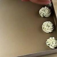葱香曲奇饼干~咸香酥脆的做法图解8