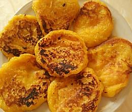 红薯糕与红薯泥的做法