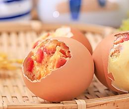 什锦水果蛋的做法