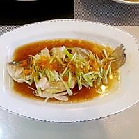 清蒸鲈鱼:15分钟搞定美味蒸鱼图解的做法图解5