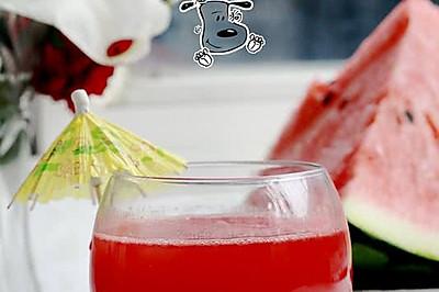 5分钟快手西瓜汁