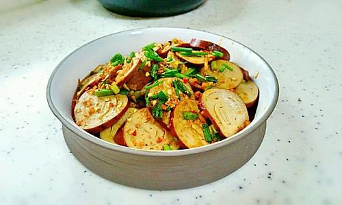 拌素捆鸡|组长教你做湘菜的做法