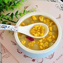 西式土豆玉米浓汤