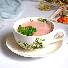 蜂蜜红柚饮#好吃不上火#